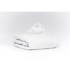 """Одеяло пуховое """"Степные узоры"""" 140*110"""